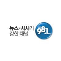 Logo de la radio CBS 표준 FM 98.1