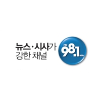 Logo of radio station CBS 표준 FM 98.1