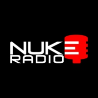 Logo of radio station Nuke Radio