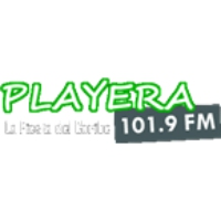 Logo of radio station Playera FM