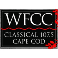 Logo of radio station WFCC Classical 107.5