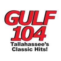 Logo de la radio WGLF Gulf 104.1 FM