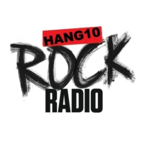 Logo of radio station Hang10RockRadio