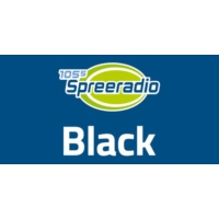 Logo of radio station 105.5 Spreeradio Black