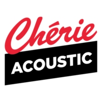 Logo of radio station ChérieFM Acoustic
