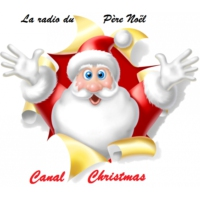Logo of radio station Canal Christmas