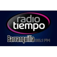 Logo of radio station Radio Tiempo 96.1 FM