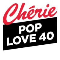 Logo of radio station Chérie Pop Love 40