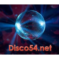 Logo of radio station Disco Studio 54 Disco