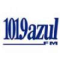 Logo of radio station Azul FM 101.9 FM