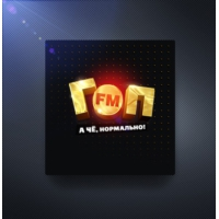 Logo of radio station Радио Рекорд - ГОП FM