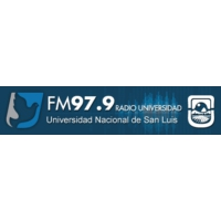 Logo of radio station Radio Universidad Nacional FM