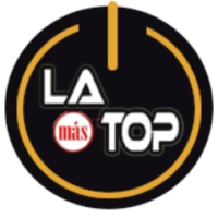 Logo of radio station Radio La Más Top
