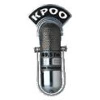Logo de la radio KPOO FM 89.5