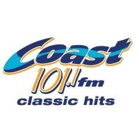 Logo of radio station Coast 101.1