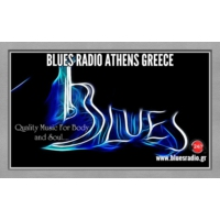 Logo of radio station Blues Radio