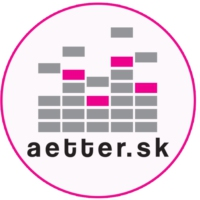Logo of radio station Rádio Aetter
