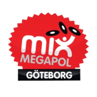 Logo of radio station Mix Megapol - Göteborg