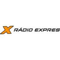 Logo of radio station Rádio Expres