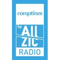 Logo of radio station Allzic Comptines