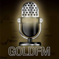 Logo of radio station GoldFM 107.8 FM