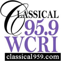Logo of radio station Classical 95.9 WCRI