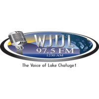 Logo of radio station WJUL