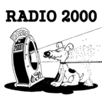 Logo of radio station Radio 2000 104.7 FM