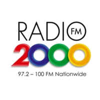 Logo of radio station Radio 2000