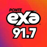 Logo of radio station XHGLX Exa FM 91.7