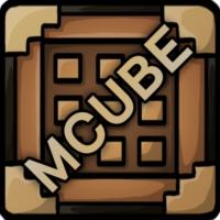 Logo of radio station MCube Radio