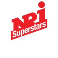 Logo of radio station NRJ Superstars