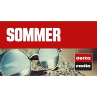 Logo of radio station delta radio - Sommer