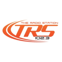Logo of radio station TRS 102.3