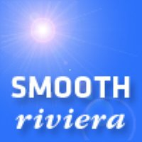 Logo of radio station Smooth Riviera
