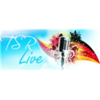 Logo of radio station TSR Live
