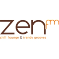 Logo of radio station Zen fm