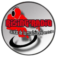 Logo of radio station Rising'Radio
