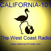 Logo of radio station California-101