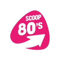 Logo of radio station SCOOP 80s