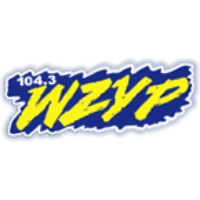 Logo of radio station WZYP