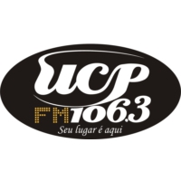 Logo of radio station Rádio UCP FM