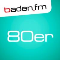Logo de la radio baden.fm 80er