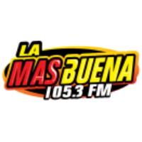 Logo de la radio La Más Buena
