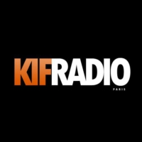 Logo of radio station KIF Radio