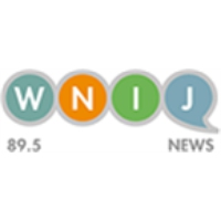 Logo of radio station WNIJ News 89.5