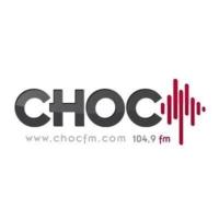 Logo de la radio CHOC FM 104.9