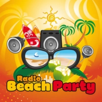 Logo of radio station Radio Beach Party