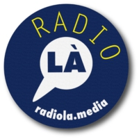 Logo of radio station RadioLà
