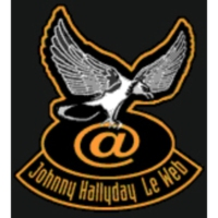 Logo of radio station Johnny Hallyday Le Web